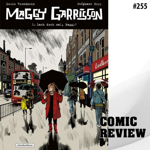 Maggy Garrisson – 1. Lach doch mal, Maggy!