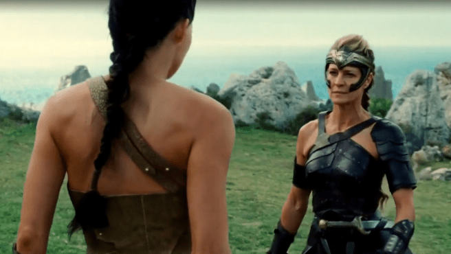 Diana and Antiope