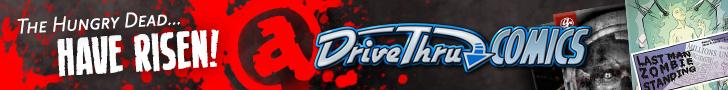 Zombie Week Sale at DriveThruComics.com