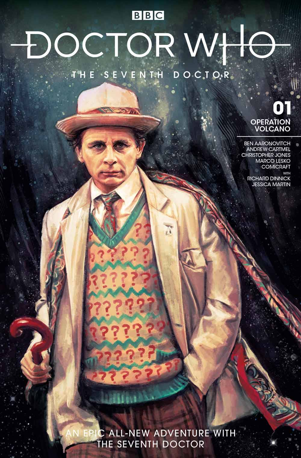 729128_doctor-who-7th-1 ComicList: New Comic Book Releases List for 06/06/2018 (1 Week Out)