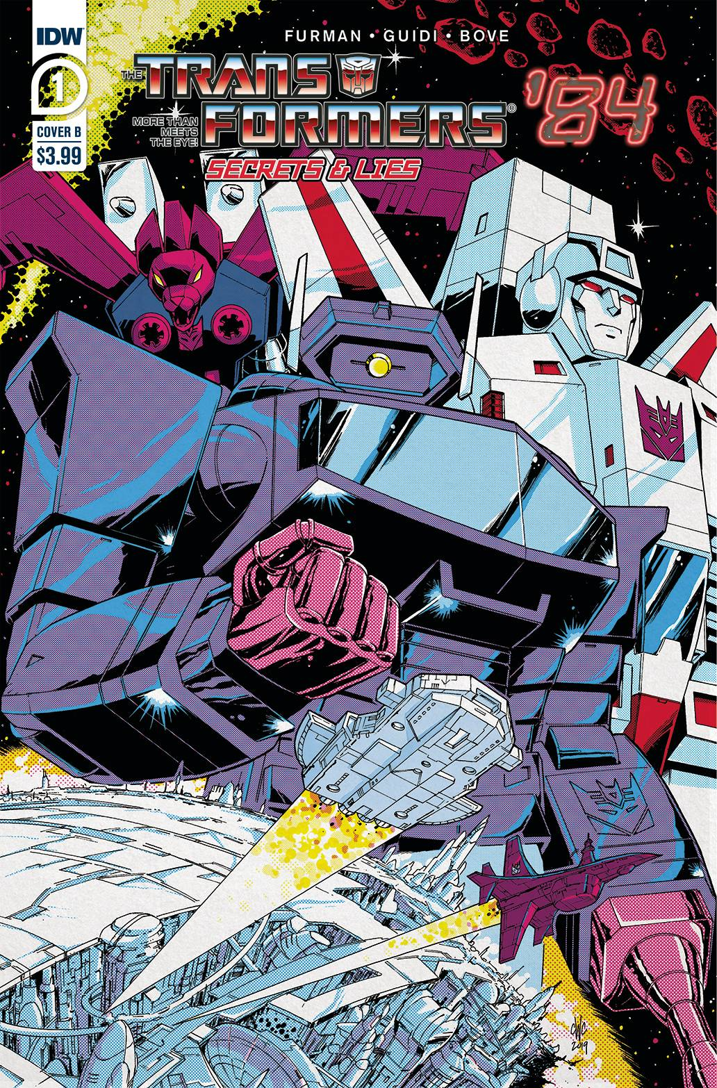 787836_transformers-84-secrets-lies-1-cover-b-coller ComicList: IDW Publishing New Releases for 07/15/2020