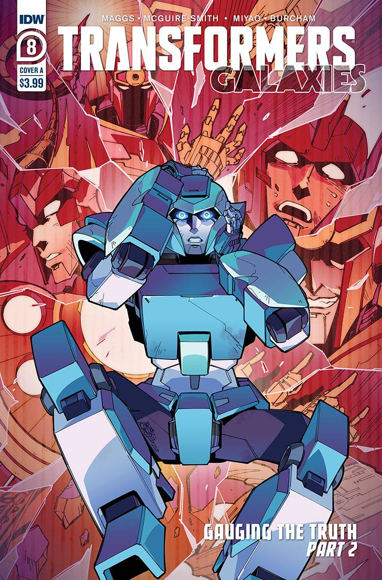 789235_transformers-galaxies-8 ComicList: IDW Publishing New Releases for 08/12/2020