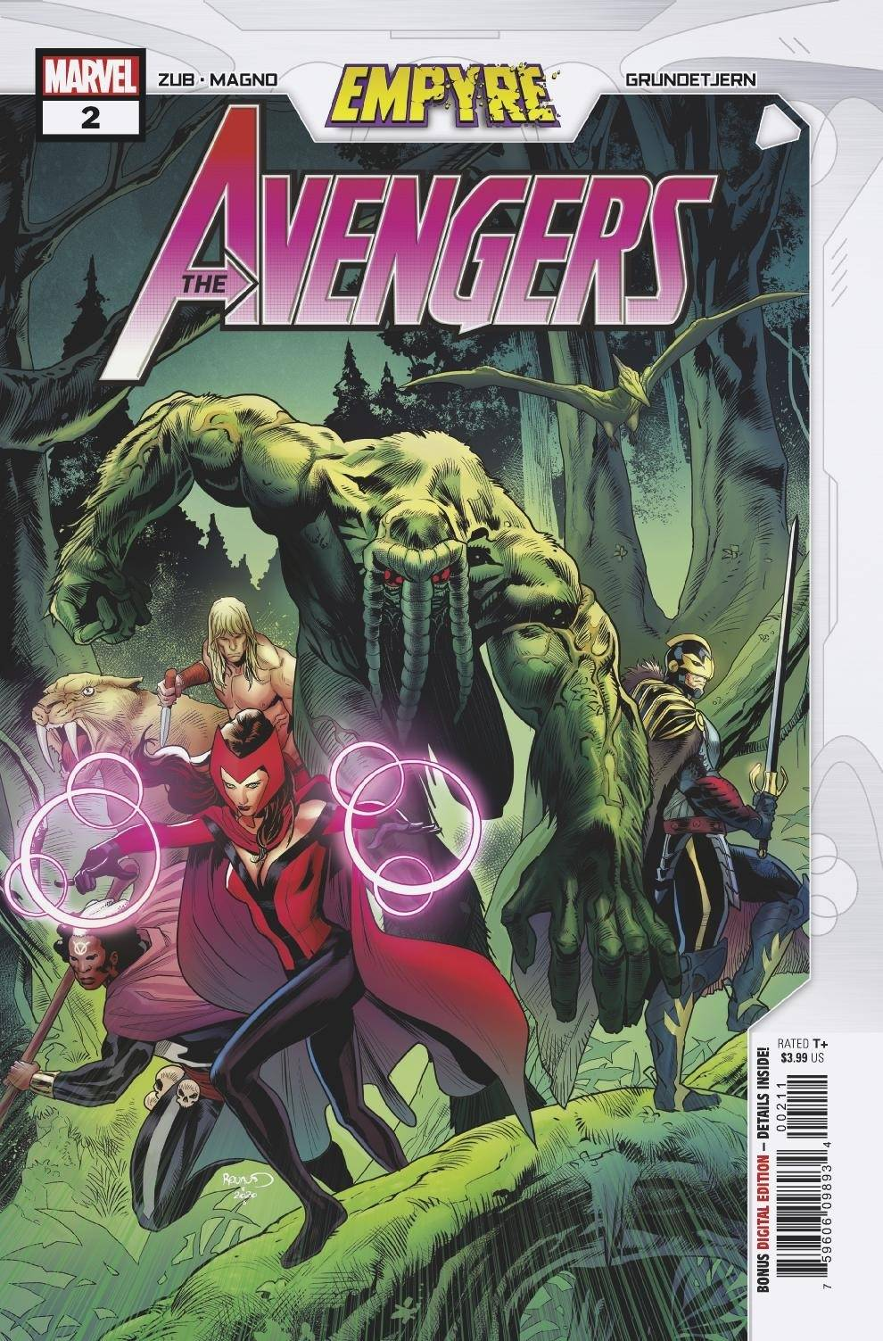 789278_empyre-avengers-2 ComicList: Marvel Comics New Releases for 08/12/2020