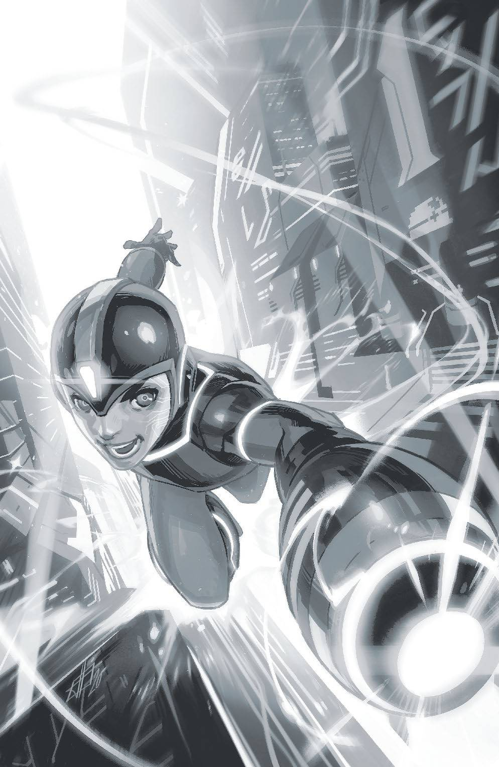 790099_mega-man-fully-charged-1-50-copy-cover-silver-foil ComicList: BOOM! Studios New Releases for 08/26/2020