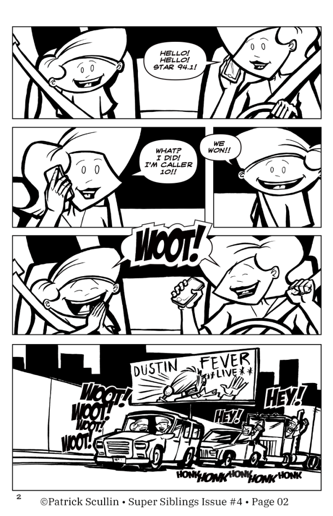 Super Siblings Issue 04 Page 02