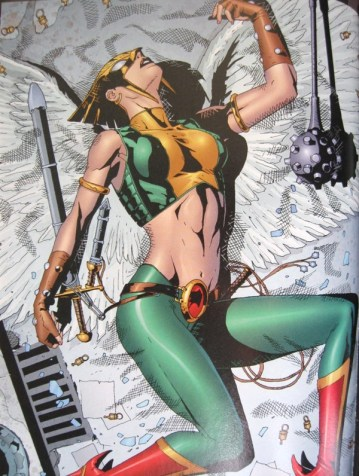 hawkgirl-sleeping