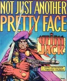 Grimjack or Grim Jack or John Gaunt