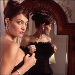 Former Victoria Secret Model Kimberly Guilfoyle, now at Fox News