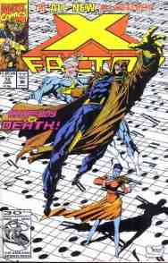 X-Factor comic book cover #79