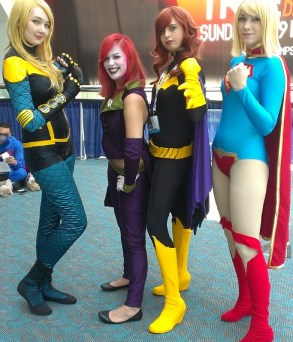 DC Superheroines