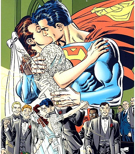 The Greatest Superhero Weddings in Comics