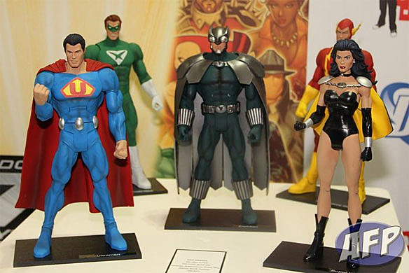 Mattel Green Lantern Young Justice And DC Universe