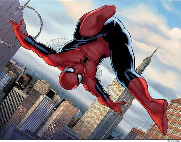 Marvel Spider-Man Art