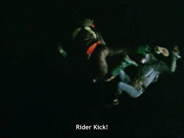 The 'Kamen Rider' Christmas Episode [Review]