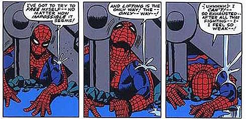 The Artist's Spider-Man: The Weirdness of Steve Ditko
