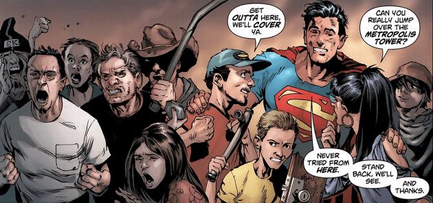 Resultado de imagem para SUPERMAN Rags Morales