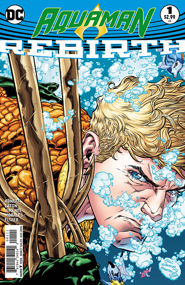 Image result for aquaman rebirth