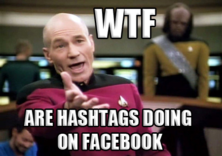 WTF memes hashtags on facebook