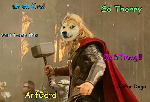 thor shibe wow doge