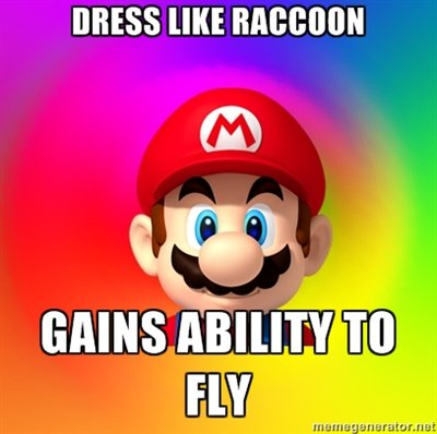 gamer-meme-009-dress-like-raccoon