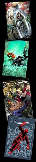 new comics 3-19-2014