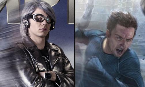 quicksilver xmen or avengers concept