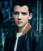 Asa Butterfield Spider-Man Actor