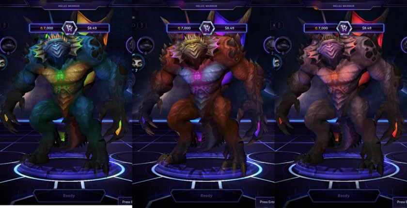 heroes storm Diablo skins lurkablo