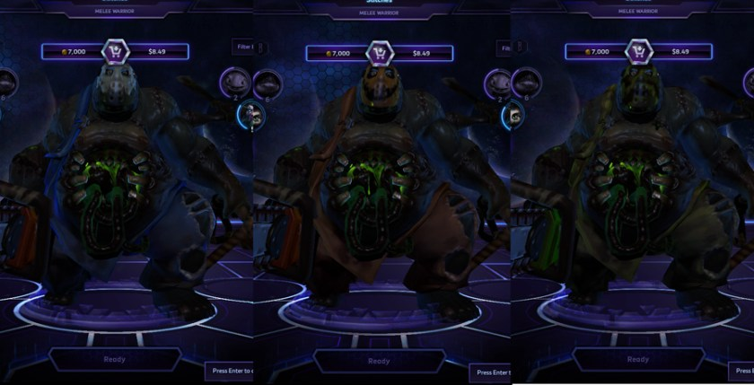 heroes storm stitches skins psycho