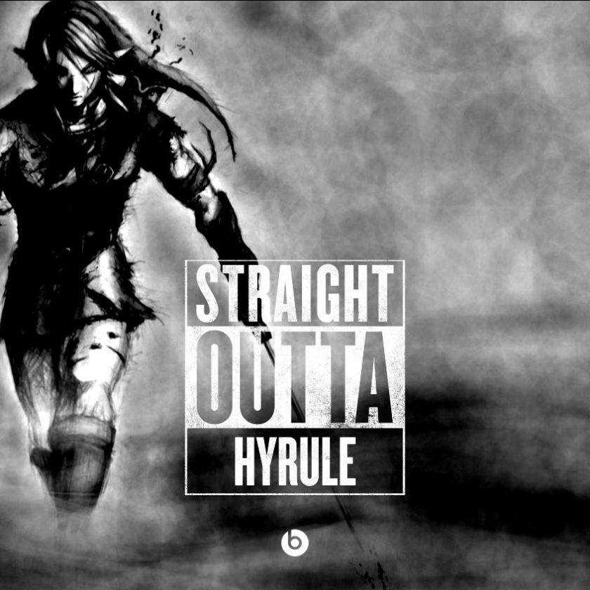 straight outta memes 013 hyrule