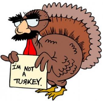 thanksgiving meme 019 im not a turkey
