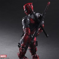 Play Arts Kai to release Deadpool Action Figure