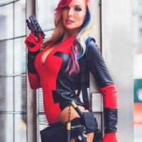 Themes and Characters: Deadpool Cosplay (girls)