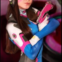 Themes and Characters: D.Va Cosplay