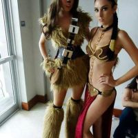 Themes & Characters: Star Wars Cosplay