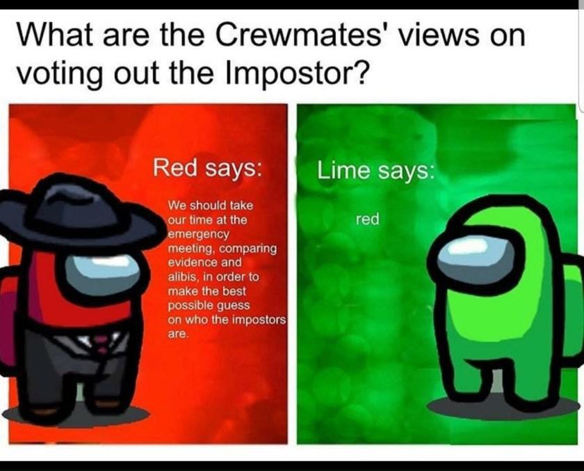 Among Us Memes - Comics And Memes