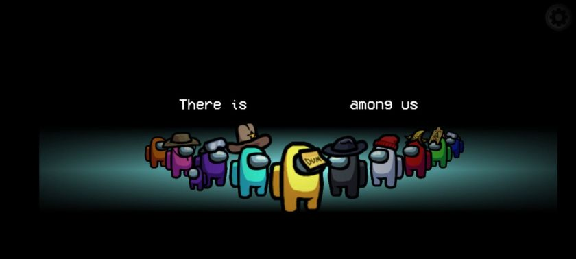 blank among us meme templates crewmates yellow there is an imposter among us