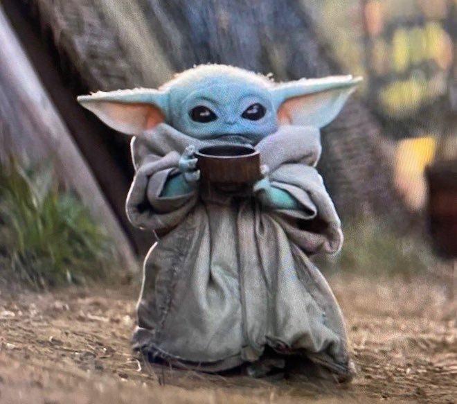 Baby Yoda Soup Memes Comics And Memes
