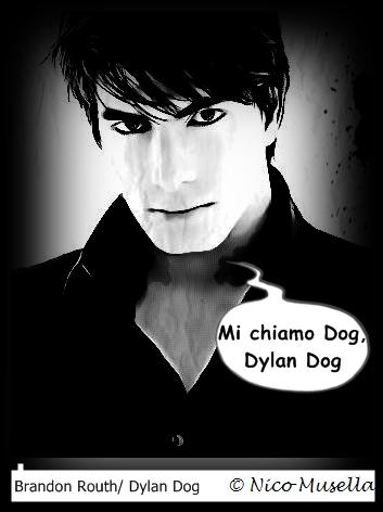 Brandon Routh_ Dilan Dog