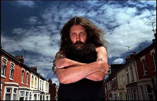 The creator's position viewed through the lens of Alan Moore