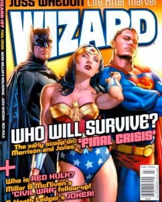Wizard Magazine goes public and digital, ends print edition – UPDATED