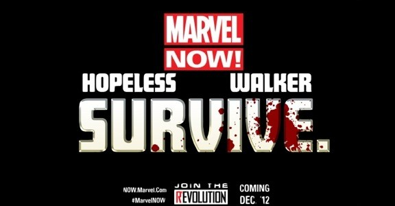 """Survive"" with Dennis Hopeless and Kev Walker"