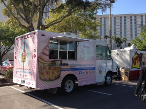 Every con should have a cupcake truck