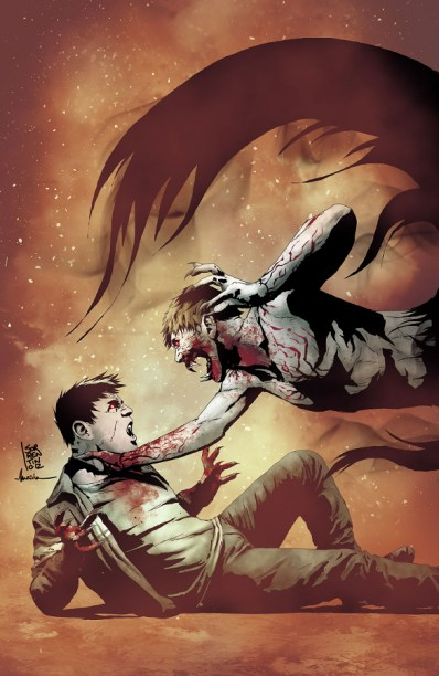 I, Vampire #19 Cover