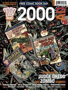 2000AD FCBD