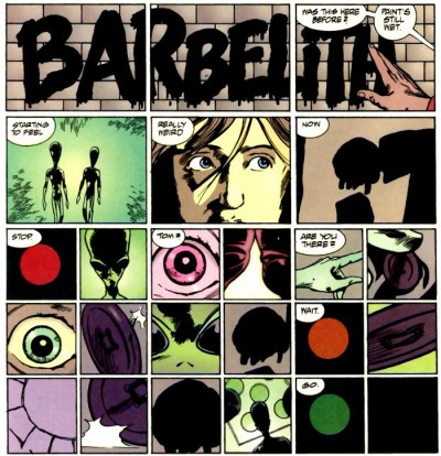 And if you haven't read The Invisibles, where have you been?!