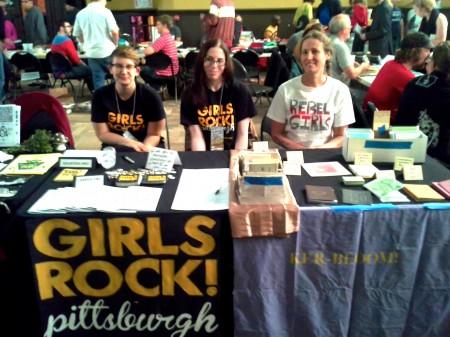 Girls Rock Pittsburgh