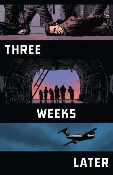 Uncanny #5 Page 1