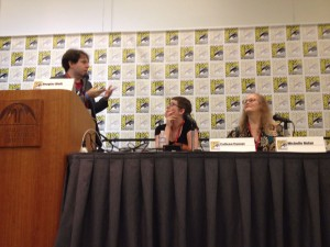 Douglas Wolk, Colleen Coover, and Michelle Nolan discuss the strange disappearance of romance comics.
