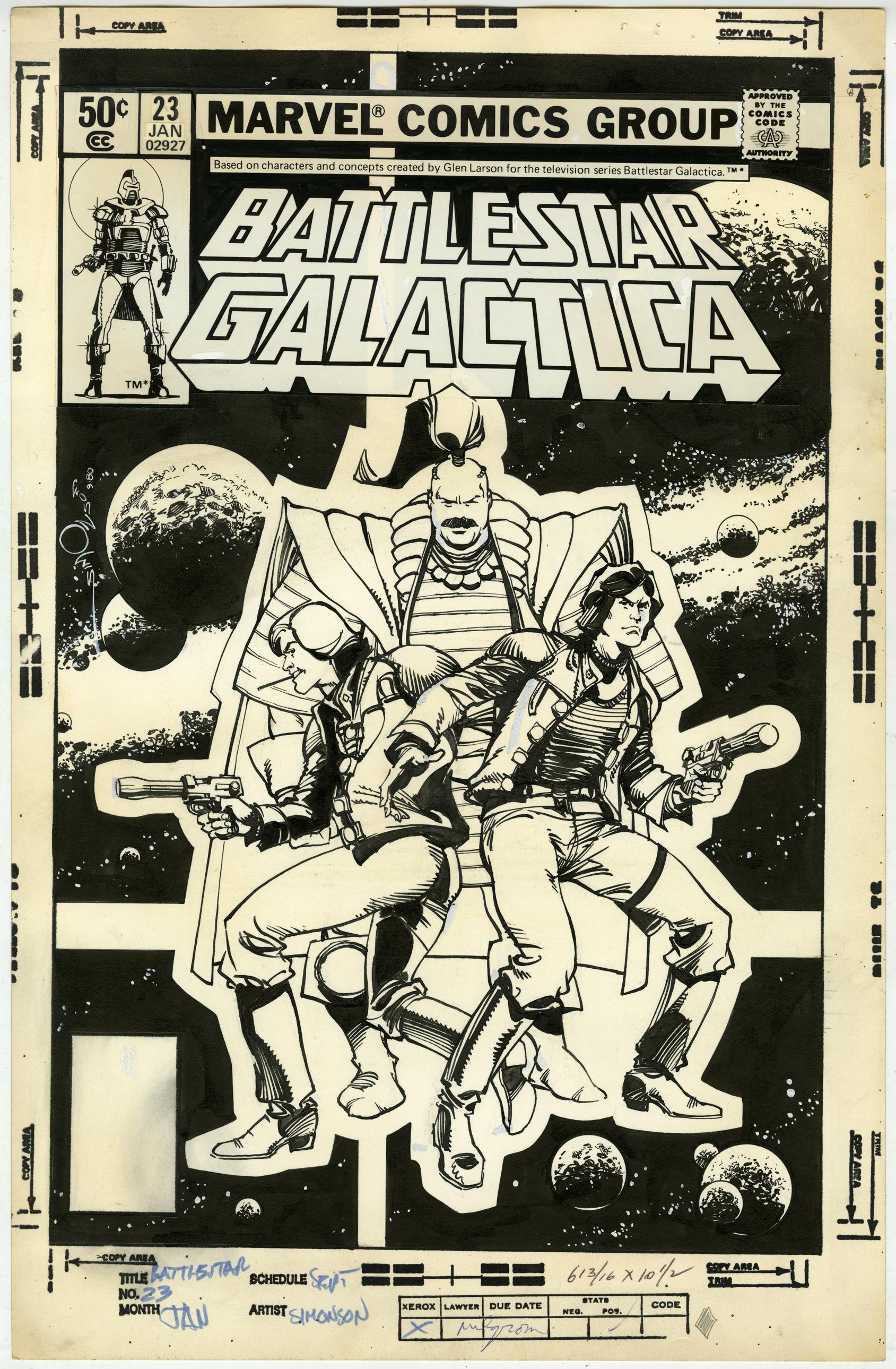 618b856d2da2e Dynamite expands Art Editions line with Vampiralla, Battlestar Galactica  and John Carter